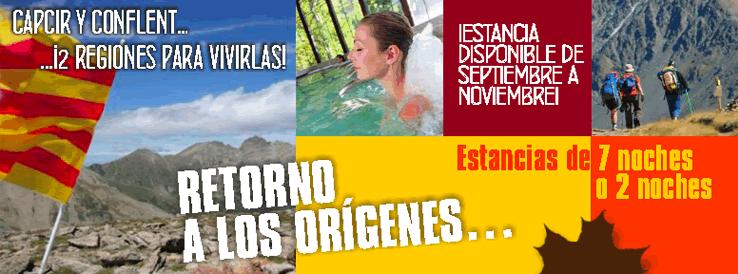 Baños Romanos Dorres:Sensaciones de Otoño en el Pirineo Catalán: Cerdanya – Capcir