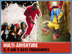 Multi-Adventures programmes