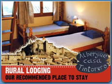 Lodging in Alquézar