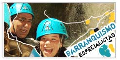 Canyoning Sierra de Guara