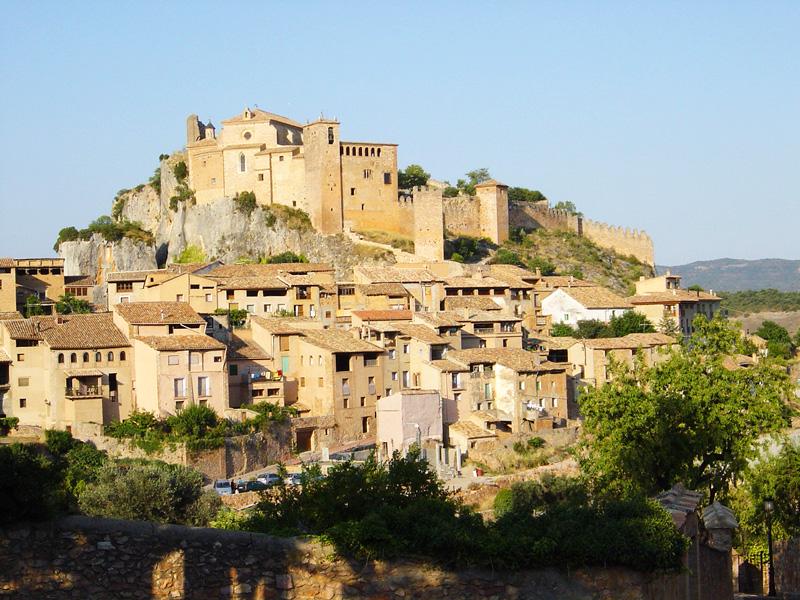 Turismo rural en Alquézar