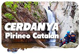Cerdanya Pirineo Catalan