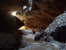 Canyoning in the Sierra de Guara