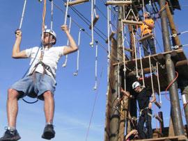 Weekend Multi-adventure programmes in Sierra de Guara