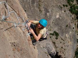 Multi-adventures programme in Sierra de Guara, Spain