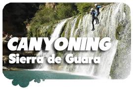 Canyoning in Sierra de Guara - Espagne