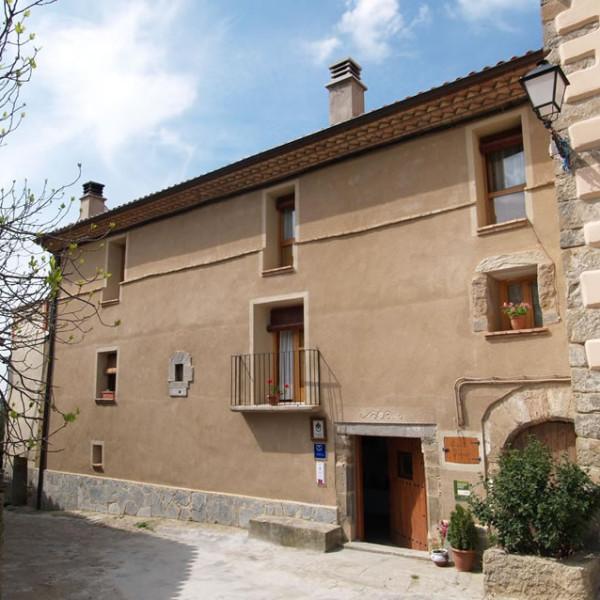 Casa rural Rodellar