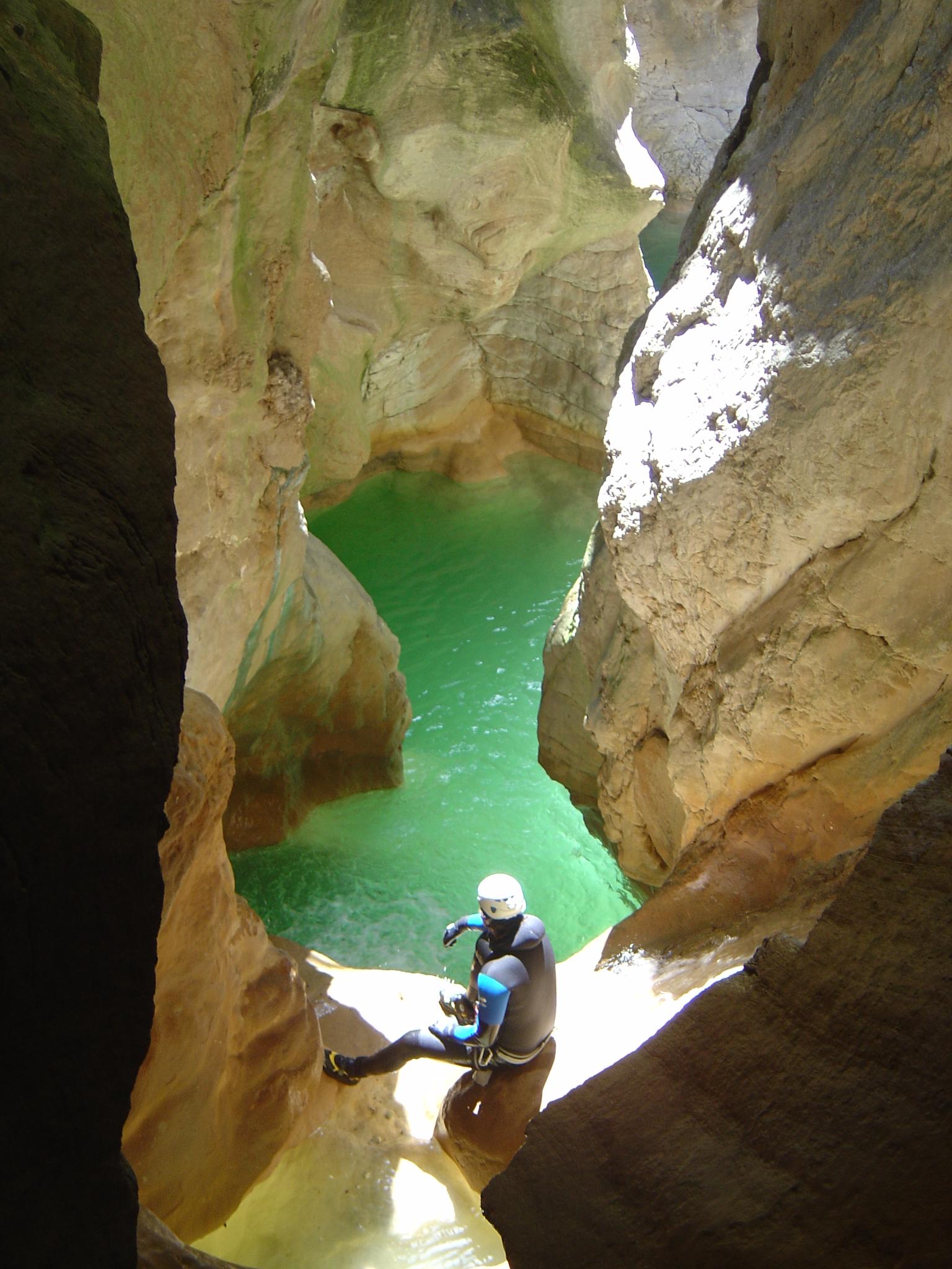 Offres Ete Canyoning et Activités- Alquezar et Sierra de Guara