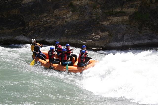 Rafting Huesca