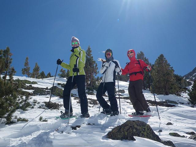 Escapadas Raquetas de Nieve en la Cerdanya